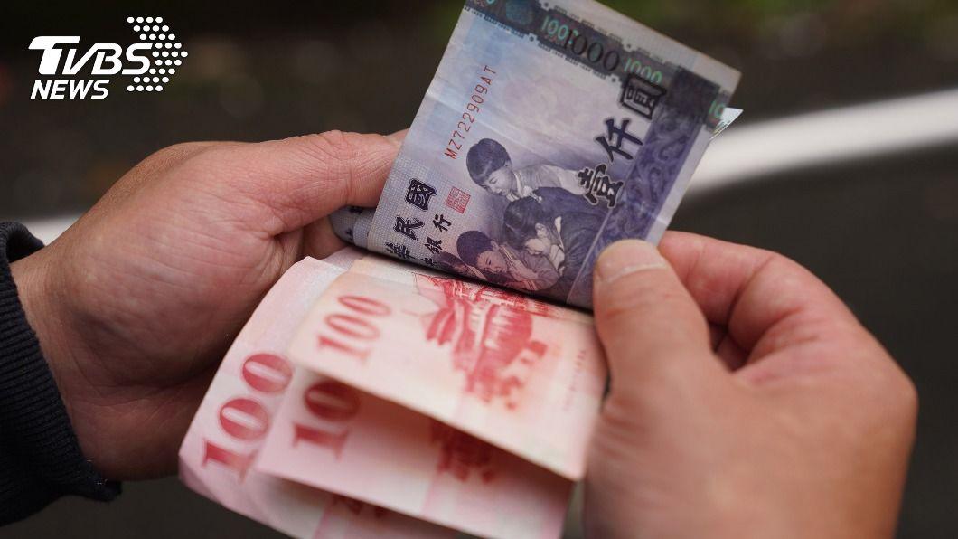 最近幾個月新台幣強勁走升。(圖/中央社) 台灣被列匯率操縱觀察名單 央行:維持新台幣穩定