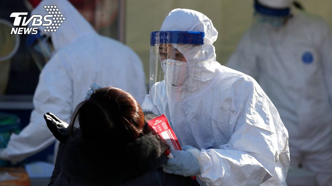 與本文無關。(示意圖/達志影像美聯社) 傳染力更強!南非爆「新變種病毒」1天逾9千人確診