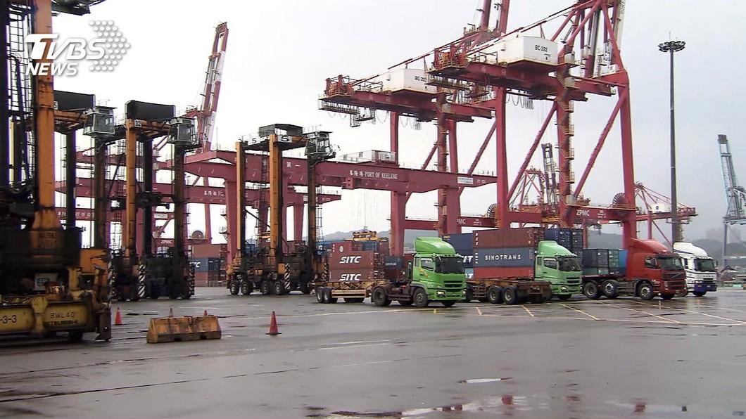 (圖/TVBS) 去年12月出口連6紅 全年上衝3452.8億美元創新高