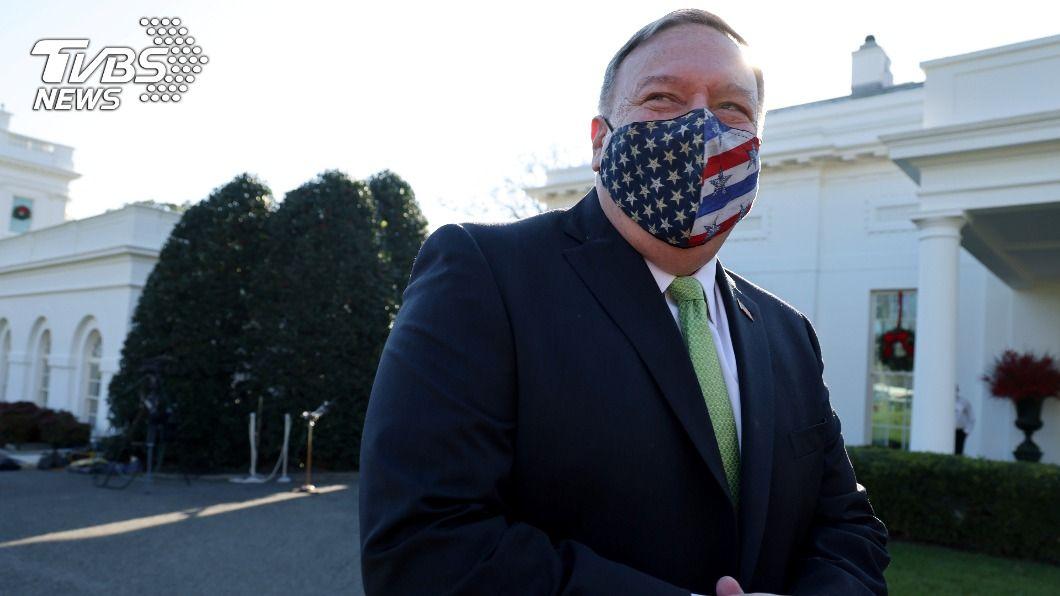 美國國務卿龐佩奧宣布,所有涉及侵犯人權的中共官員實施簽證制裁。(圖/達志影像路透社) 美國擴大制裁 禁止所有侵犯人權大陸官員入境