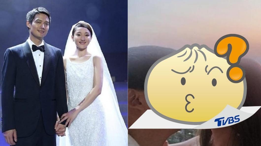 周迅與高聖遠再爆婚變。(圖/翻攝自微博) 周迅爆掰了6年婚?帥尪「激吻正妹」告白:我愛你