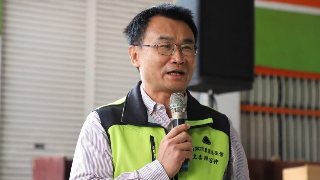 (圖/翻攝自陳吉仲臉書) 3綠委被列表決黑名單 陳吉仲反問:開放萊豬哪裡負面?