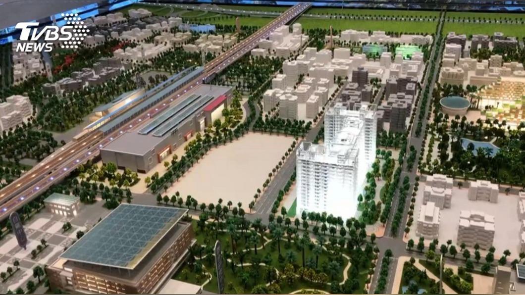 台南市110年公告土地現值,全市平均上漲2.52%。(示意圖/TVBS) 台南110年公告土地現值 全市平均調漲2.52%
