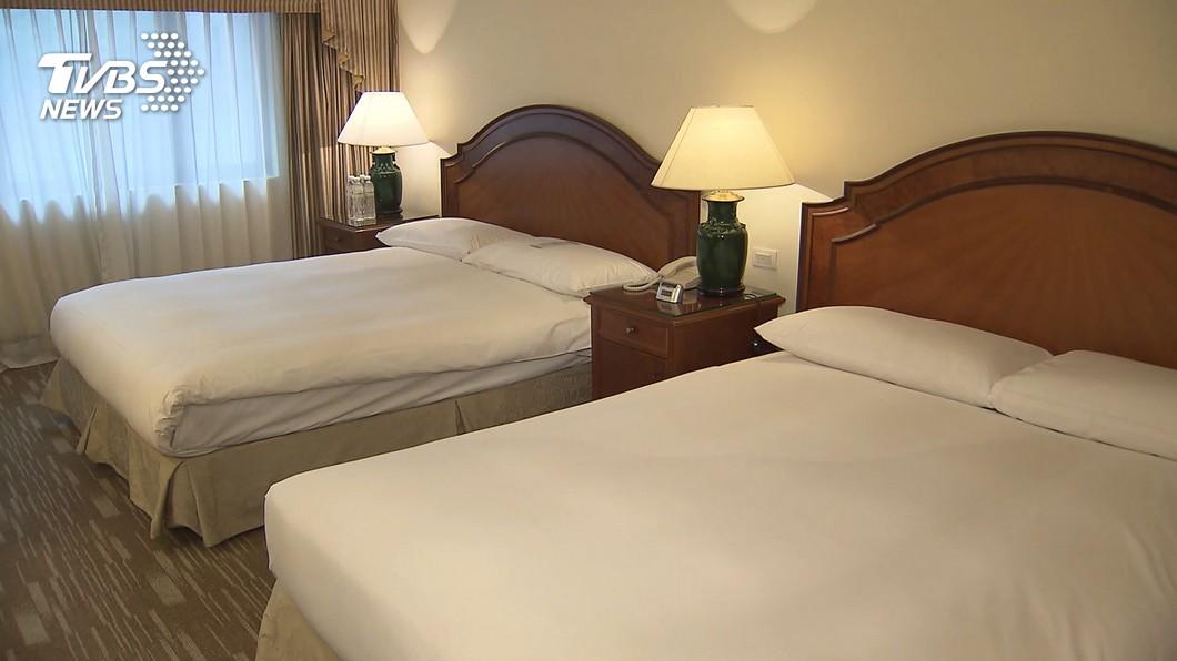 (示意圖/TVBS) 春節將至 政院:防疫旅館量能足以因應歸國人潮