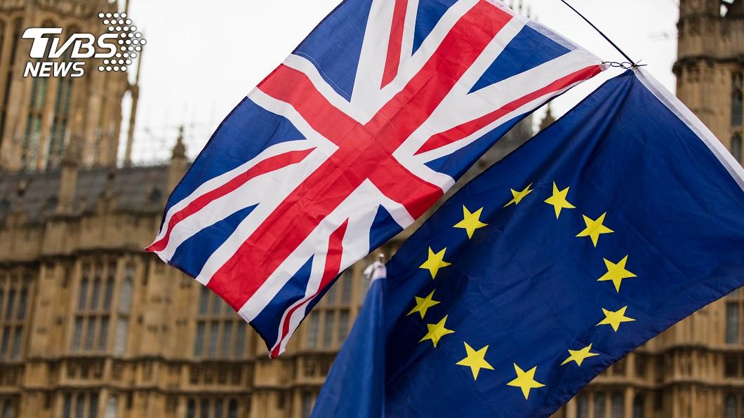 英國確定脫歐。(圖/shutterstock/達志影像) 與歐盟達成協議!英國確定脫歐 將舉行記者會公布