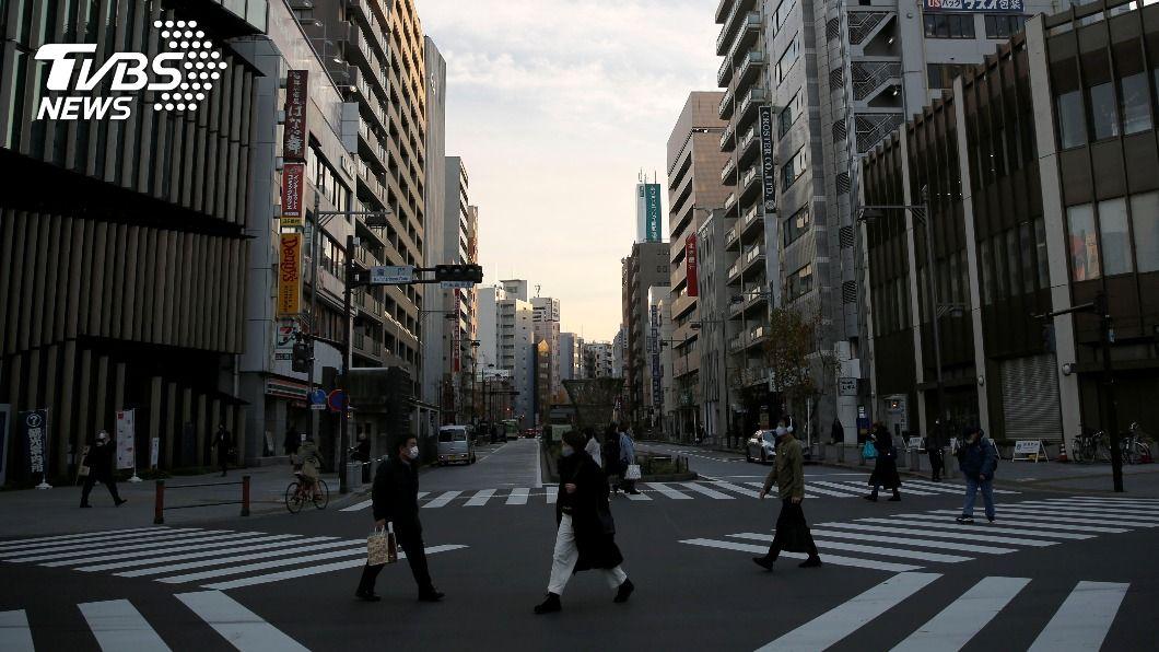 (圖/達志影像路透社) 2人自英國返抵東京確診 日本分析是否為變種病毒