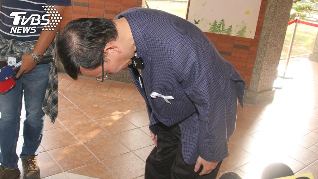 長榮大學校長李泳龍。(圖/中央社資料畫面) 長榮女大生命案 「校長主動請辭」懲處名單曝
