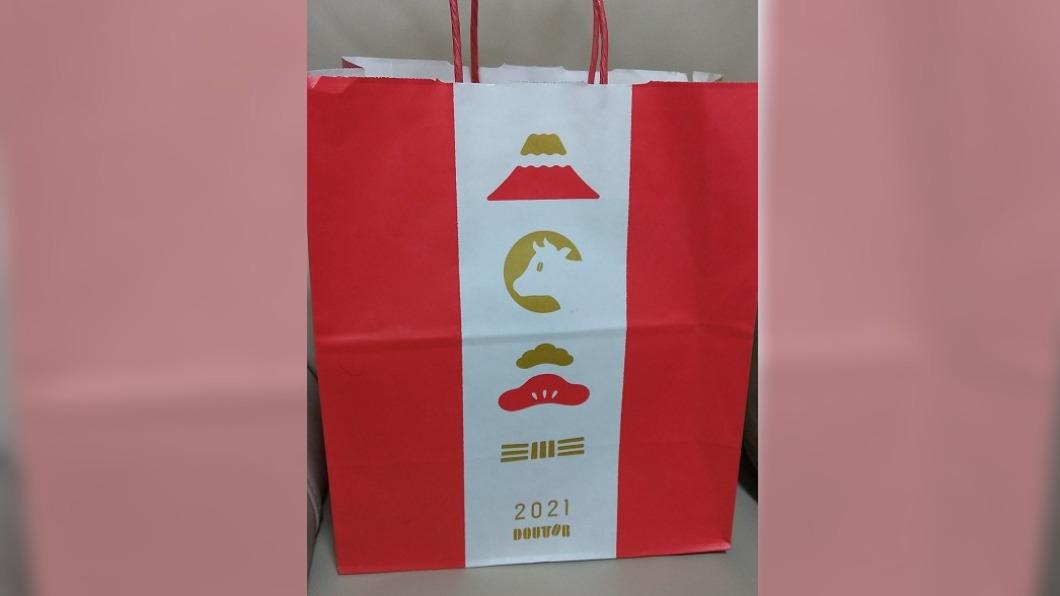 圖/翻攝自@arthur042611推特(示意圖) 能吃的「燒賣賀年卡」 日本美食福袋開賣了