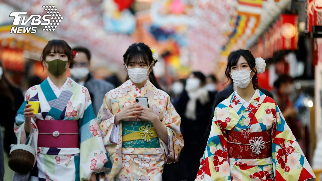 日本新冠肺炎疫情嚴峻。(圖/達志影像路透社) 變種病毒入侵!日本「擬鎖國禁入境」 網求:台灣請跟進