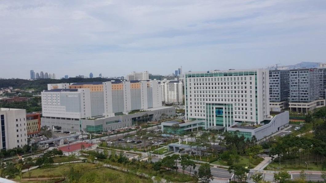 圖/翻攝自 서울동부구치소 官網 首爾監獄7百囚犯染疫 「移監隔離」惹民怨