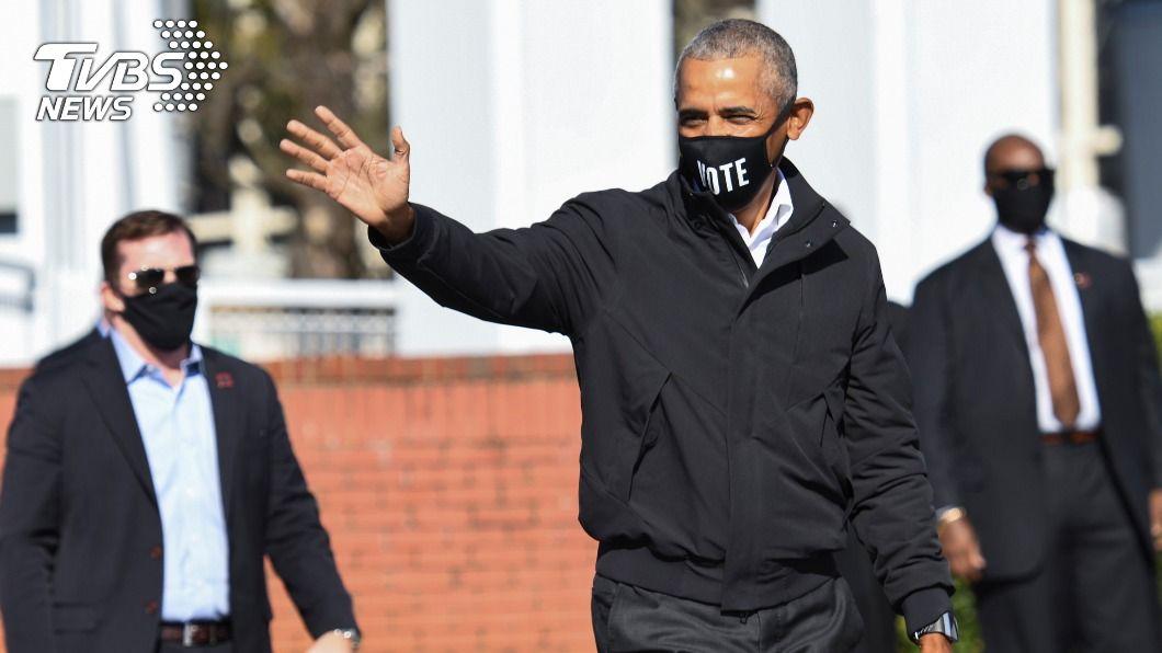 連續12年稱霸的前美國總統歐巴馬。(圖/達志影像路透社) 最景仰人物不再是歐巴馬 「總統級人物」躍上全美冠軍