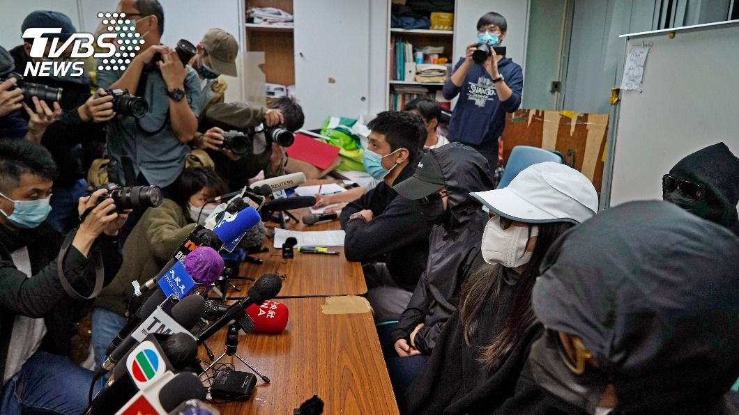 12港人案今宣判,家屬28日召開記者會。(圖/達志影像美聯社) 12港人案 港媒:深圳將遣返其中兩名未成年者