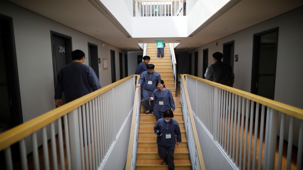 示意圖/達志影像路透 窗口寫字求援!首爾監獄群染 囚犯家書揭慘況