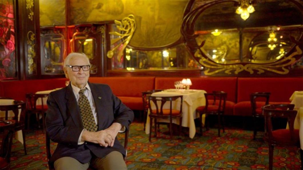 劇照/海鵬影業 提供 領先未來 時尚大師皮爾卡登逝.享耆壽98歲
