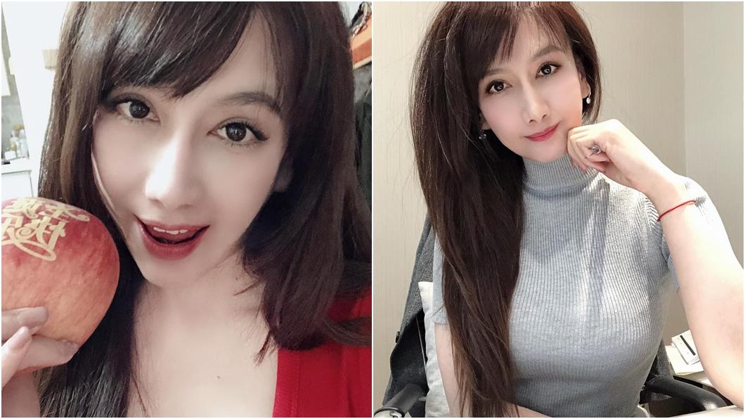 (圖/翻攝自陳子璇臉書) 陳子璇突被撞「臀黏白色物體」 曝學生超噁對話嚇瘋