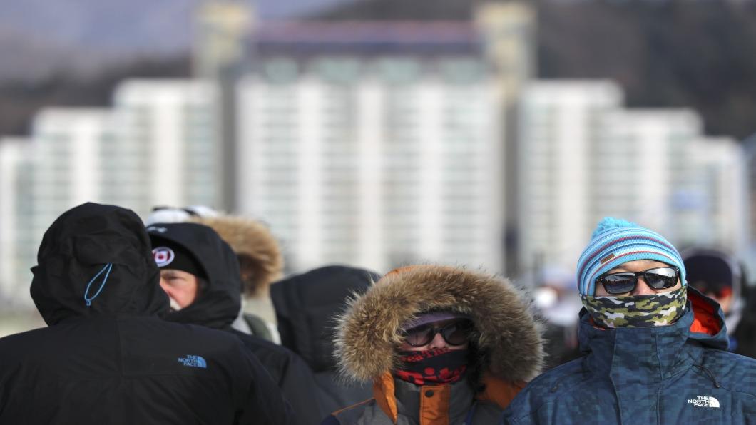 圖/達志影像路透  「數年一遇」寒流襲日本 南韓首爾凍到濟州島