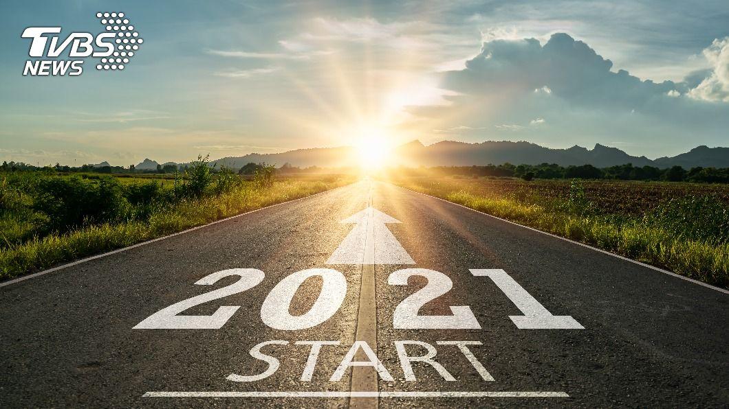 2021上半年星座的運勢如何是大家最期待的。(示意圖/shutterstock達志影像) 老天爺偏心?上半年3星座財運超旺 第1名桃花開不完