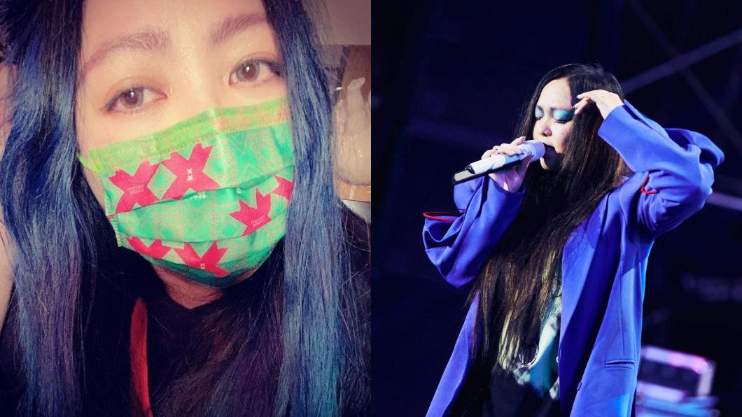 張惠妹於台東舉辦跨年演唱會。(圖/翻攝自張惠妹臉書) 張惠妹跨年斥資3800萬!睽違21年返鄉開唱:好激動