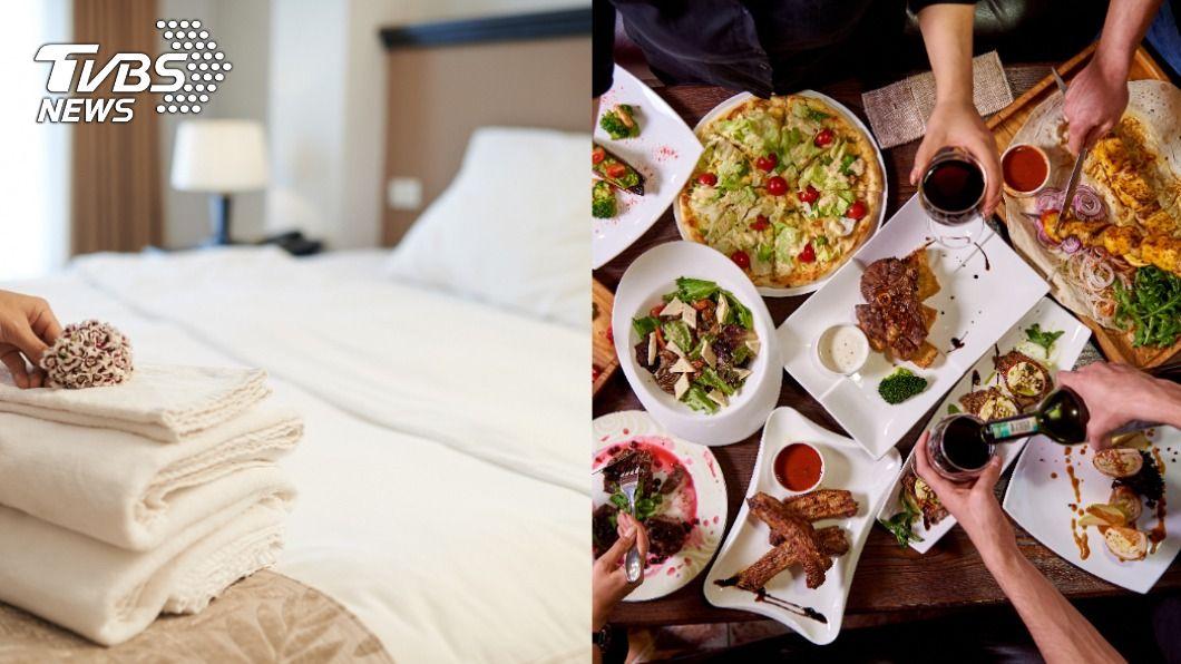 2021年多家餐與飯店推出優惠。(示意圖/shutterstock達志影像) 新年大確幸!47間超澎派餐廳、飯店1月祭出多重優惠