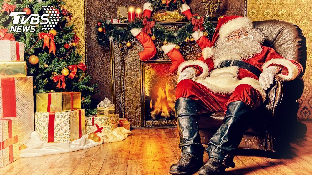 耶誕老人帶病源送禮物。(示意圖/shutterstock達志影像) 送禮物也送出病毒 染疫耶誕老人慘害養老院26人亡
