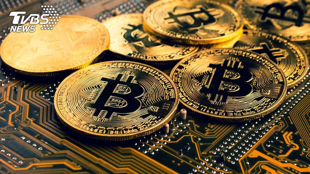 加密貨幣比特幣今天首度飆破4萬美元。(示意圖/shutterstock達志影像) Y世代另類貨幣 比特幣首度飆破4萬美元