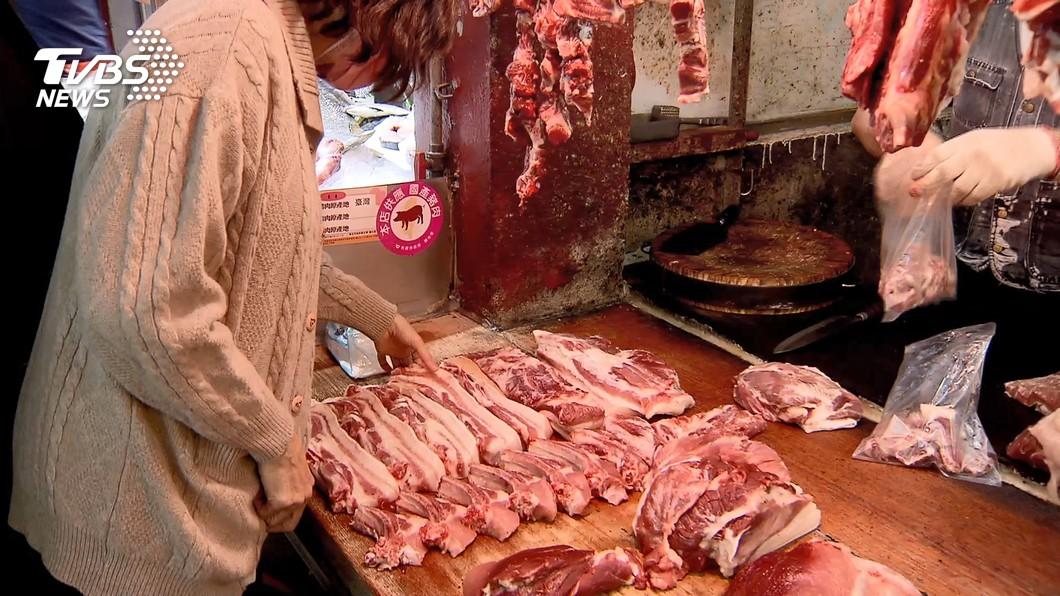 專家建議外食族可依4原則避免吃到進口萊豬。(示意圖/TVBS資料畫面) 怕吃到進口萊豬?專家:外食4大原則「此物」應避開