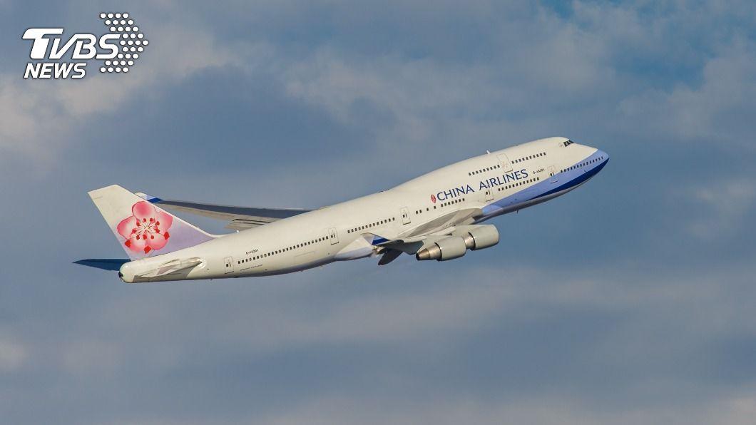 華航號稱「空中女王」的747客機。(示意圖/shutterstock 達志影像) 華航747空中女王告別秀 2/6微旅行俯瞰富士山