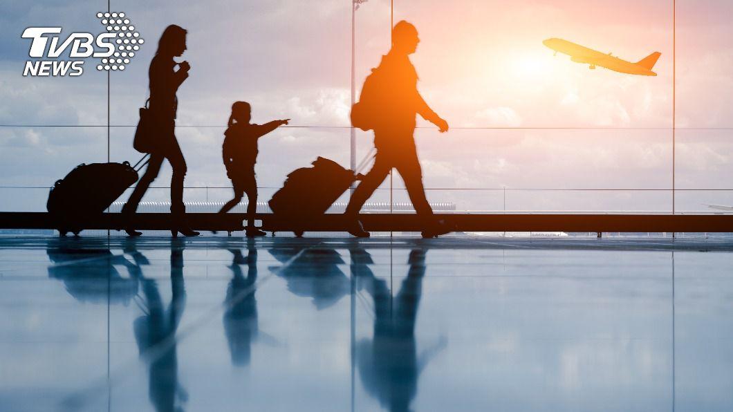 26日起入境美國的旅客,必須出示3天內的檢驗陰性證明。(示意圖/shutterstock達志影像) 入境須附陰性證明 美國疫情邊境管制再升級
