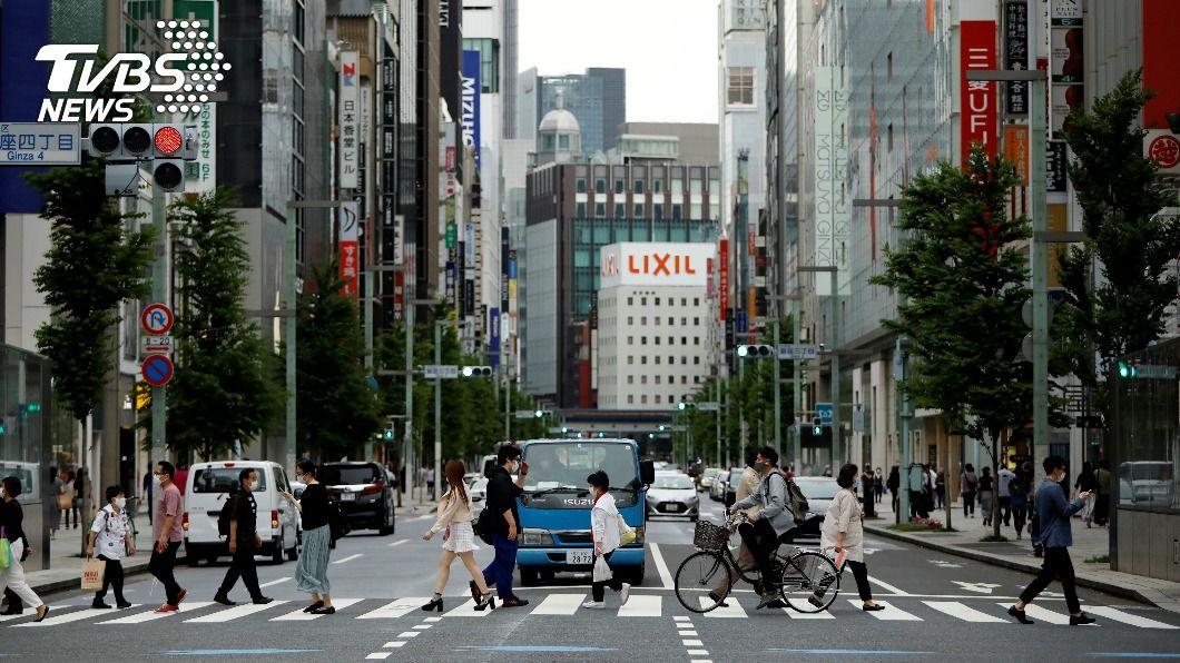 日本新冠肺炎疫情升溫。(圖/達志影像路透社) 新冠肺炎病情難捉摸 日本122人症狀急速惡化猝死