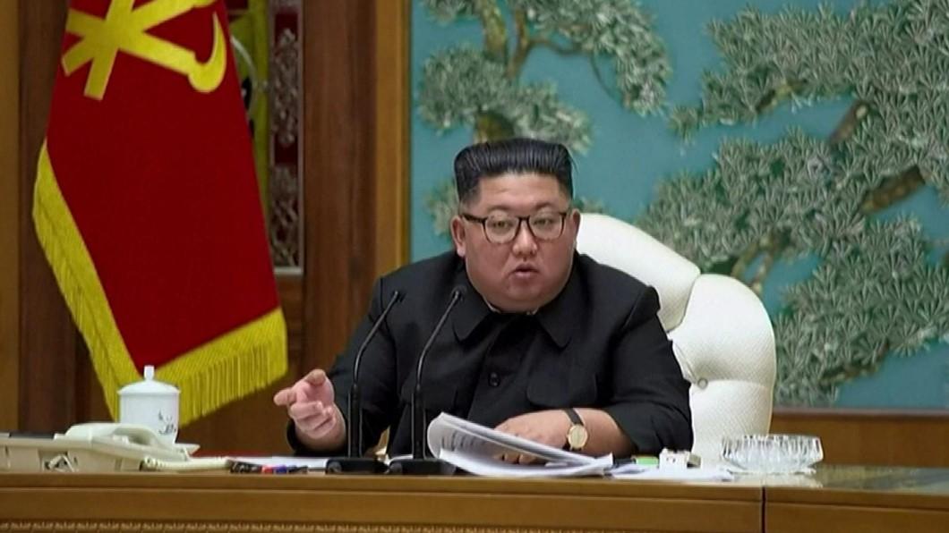 北韓開黨代表大會 金正恩坦承經濟政策失敗