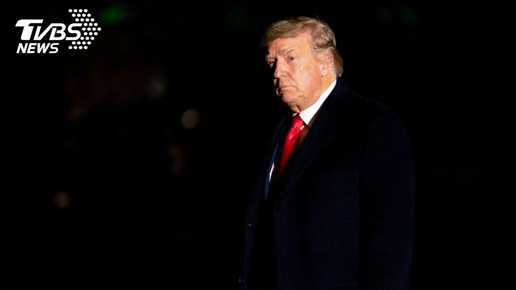 美國總統川普。(圖/達志影像美聯社) 為最高將領復仇 伊朗要求對川普發紅色通緝令