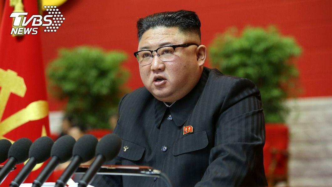 北韓領導人金正恩。(圖/達志影像路透社) 北韓經濟財政陷困境 金正恩坦承計畫執行錯誤