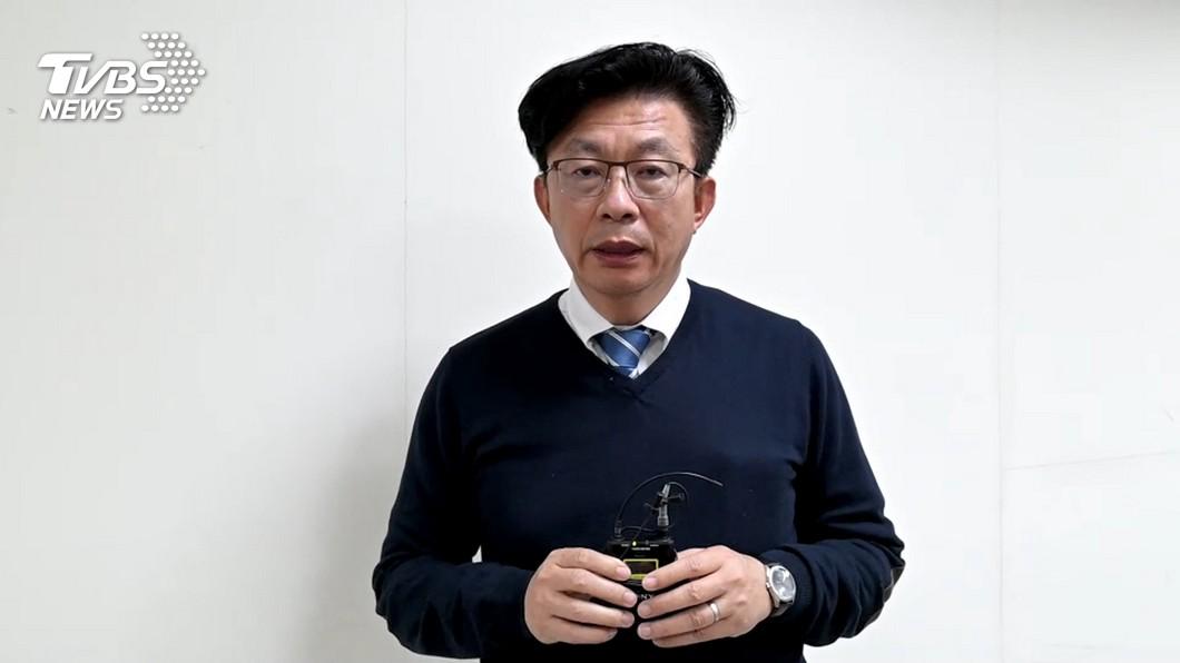民進黨立委郭國文擬提案修憲調整立委、總統就任日期。(圖/TVBS資料畫面) 防國家空轉 綠委擬修憲調整總統、立委就任日期