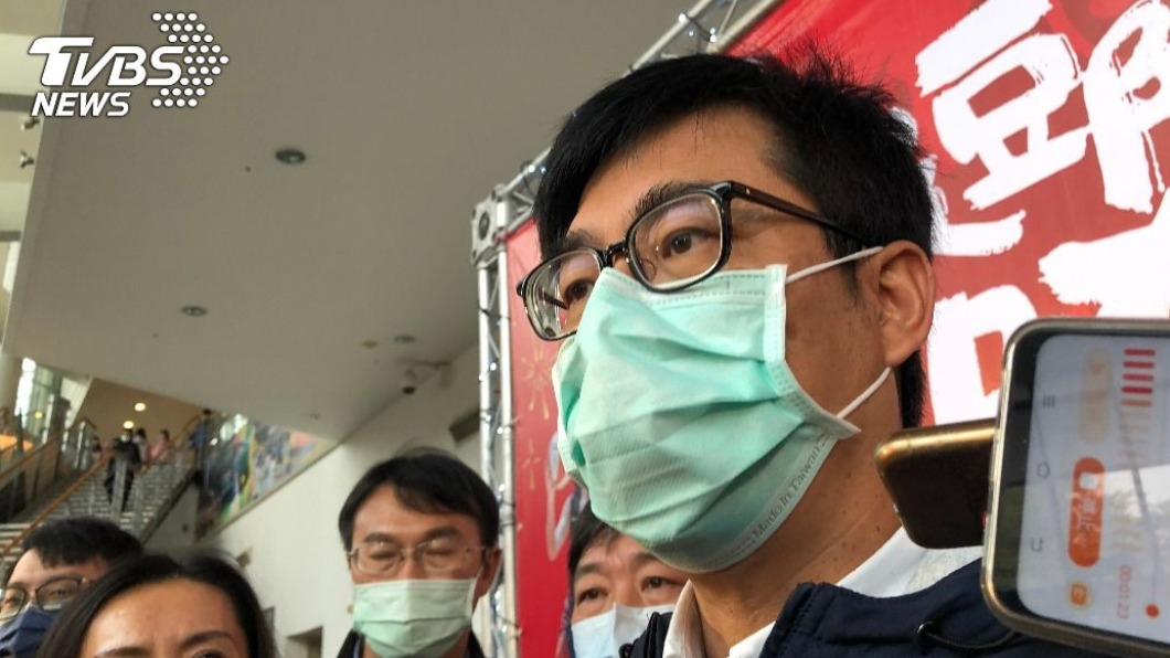 高雄市長陳其邁表示,將加強春節防疫。(圖/中央社資料照) 鼓勵檢舉違規居家檢疫者 高市推吹哨者條款