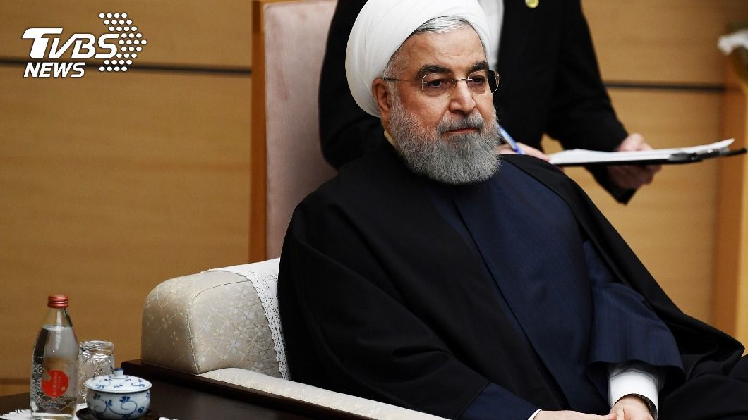 川普支持者硬闖國會大廈,伊朗總統對此舉表示,「暴露西方民主脆弱性」。(圖/達志影像路透社資料照) 川粉硬闖國會 伊朗總統:暴露西方民主脆弱性