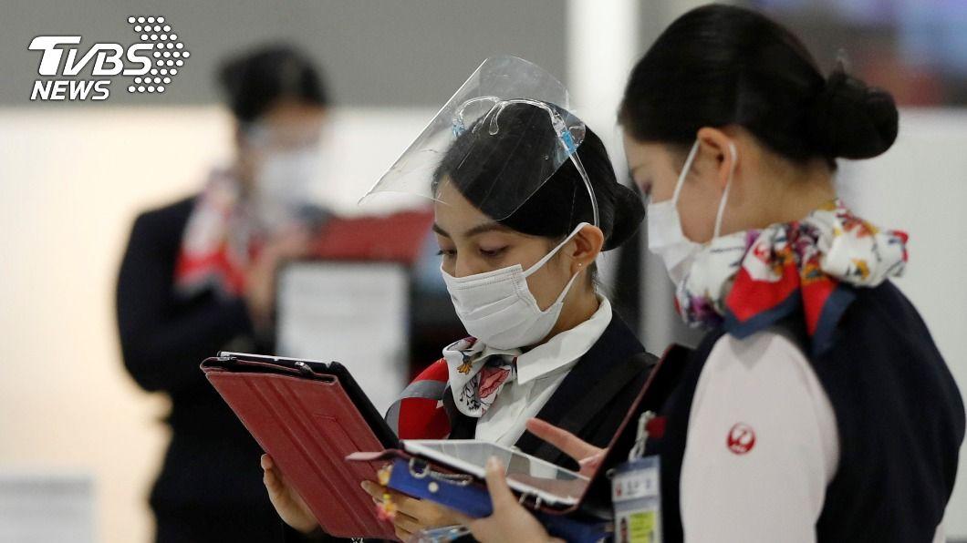 日本新冠肺炎疫情肆虐,仍對台灣等11國開放商務入境。(示意圖/達志影像路透社) 日本疫情緊張 仍開放台灣等11國商務入境