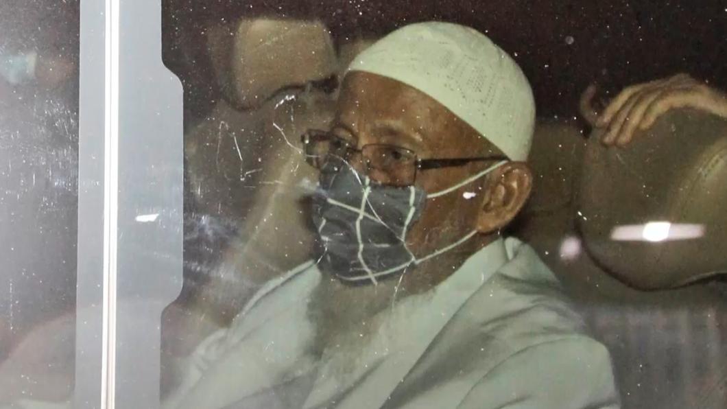 涉峇里島爆炸案 82歲印尼激進派教士獲釋