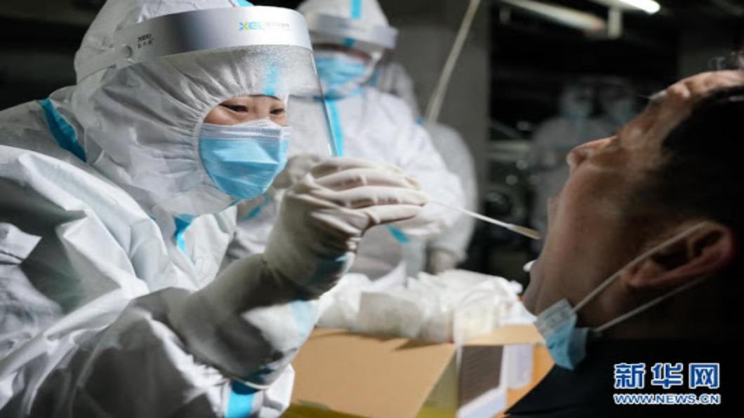 圖/翻攝自新華網 河北累計病例爆增超300人 3官員遭懲處
