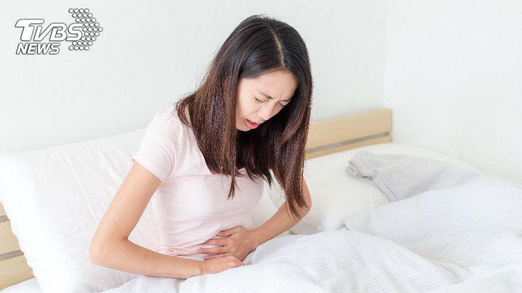 月經是少女成長過程中的第二特徵。(示意圖/shutterstock達志影像) 16歲少女腹痛頻尿「初經未到」 醫一看:很罕見