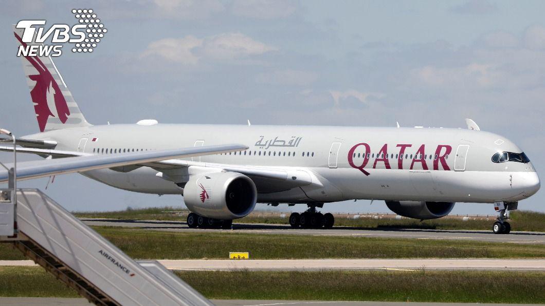 卡達航空宣布恢復飛往沙烏地阿拉伯的班機。(圖/達志影像路透社) 結束3年政治爭端 卡達、沙烏地恢復直航