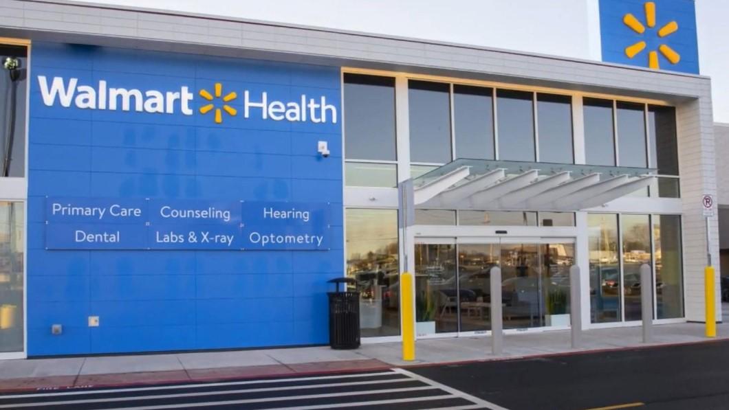 看完病順便買菜 Walmart瞄準健康商機