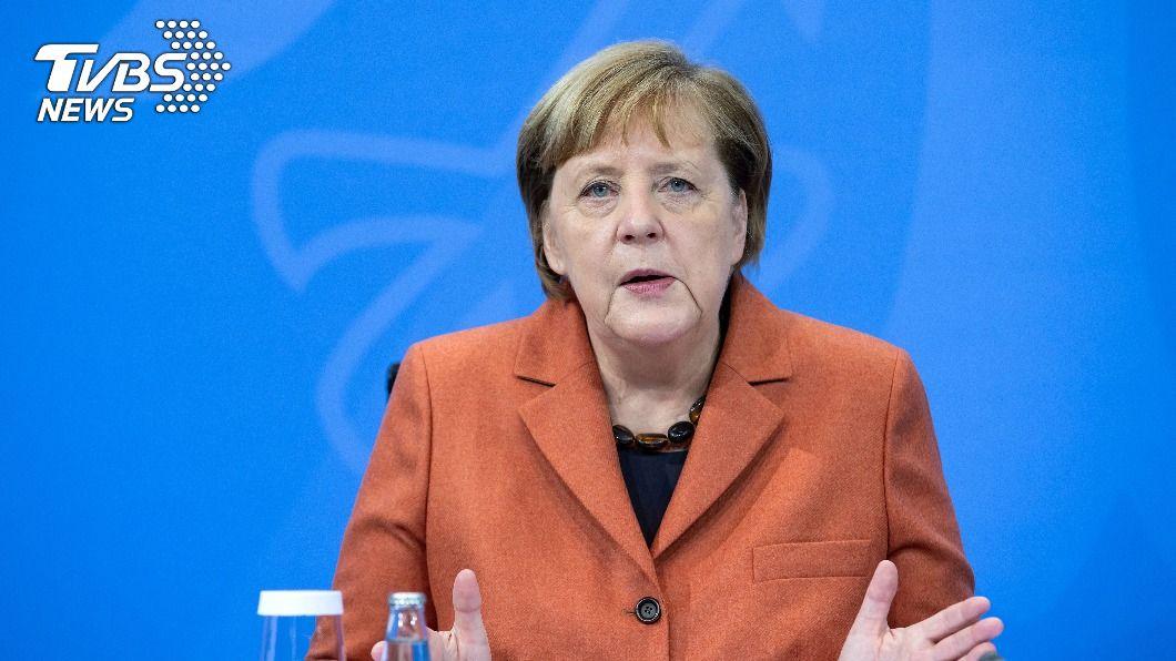 德國總理梅克爾。(圖/達志影像路透社) 川普帳號被封 梅克爾:言論自由不應社群老闆決定