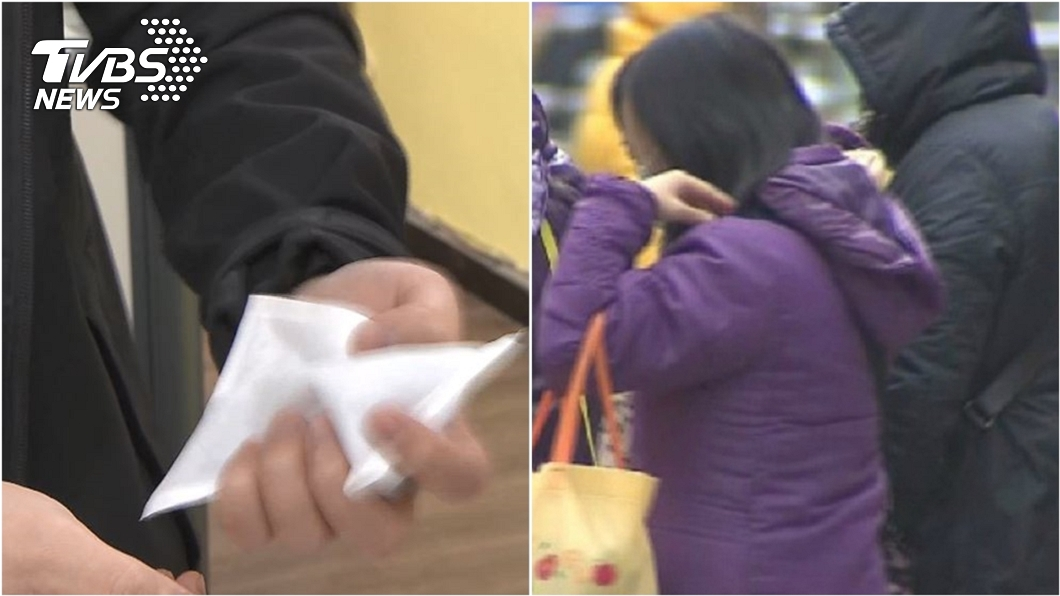 強烈寒流來襲,造成暖暖包大缺貨。(圖/TVBS資料畫面) 暖暖包大缺貨 內行曝「抗寒神器」:熱度大勝還撐3年