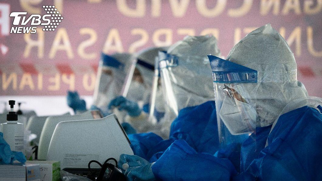 馬來西亞全國進入緊急狀態。(圖/達志影像美聯社) 疫情嚴峻醫療瀕臨崩潰 大馬蘇丹宣布全國緊急狀態
