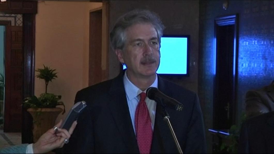 拜登宣布中情局局長 前副國務卿伯恩斯出線