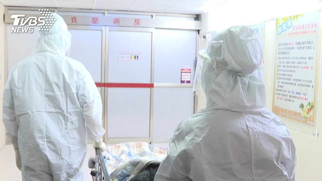 台灣近日爆新冠肺炎院內感染。(圖,非當事人/TVBS資料畫面) 餐廳為安全「拒醫護內用」 護理師怒批歧視:我們有毒嗎