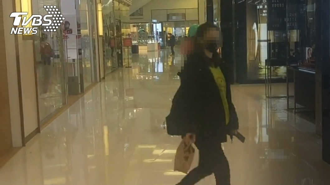 台茂購物中心宣布暫停營業。(圖/TVBS) 染疫醫護足跡曝光!陳時中公布「桃園3處」:還有更多