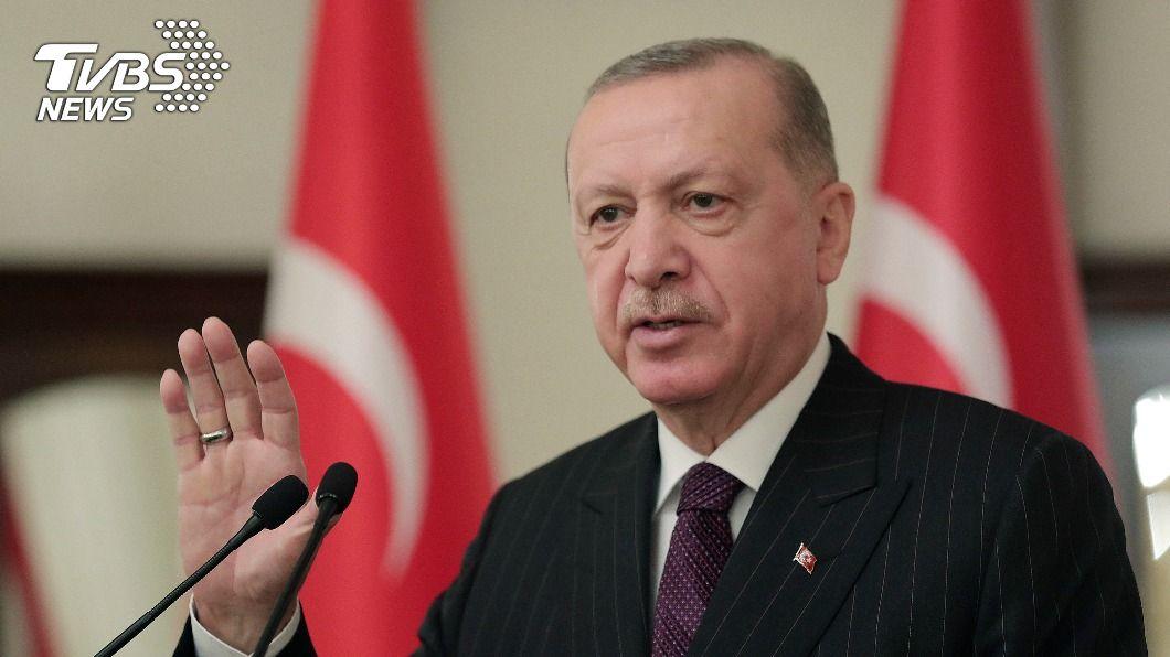 土耳其總統艾爾段。(圖/達志影像美聯社) 艾爾段修補對歐關係 土耳其積極推動入盟