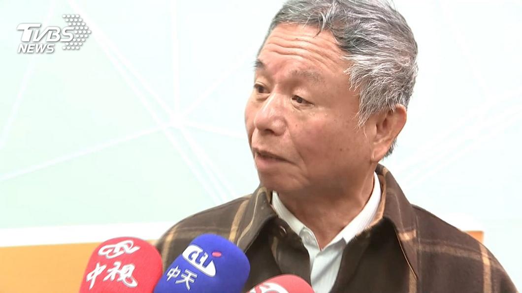 前衛生署長楊志良。(圖/TVBS資料畫面) 「開除說」被扭曲!楊志良澄清:我是熱血,不是冷血