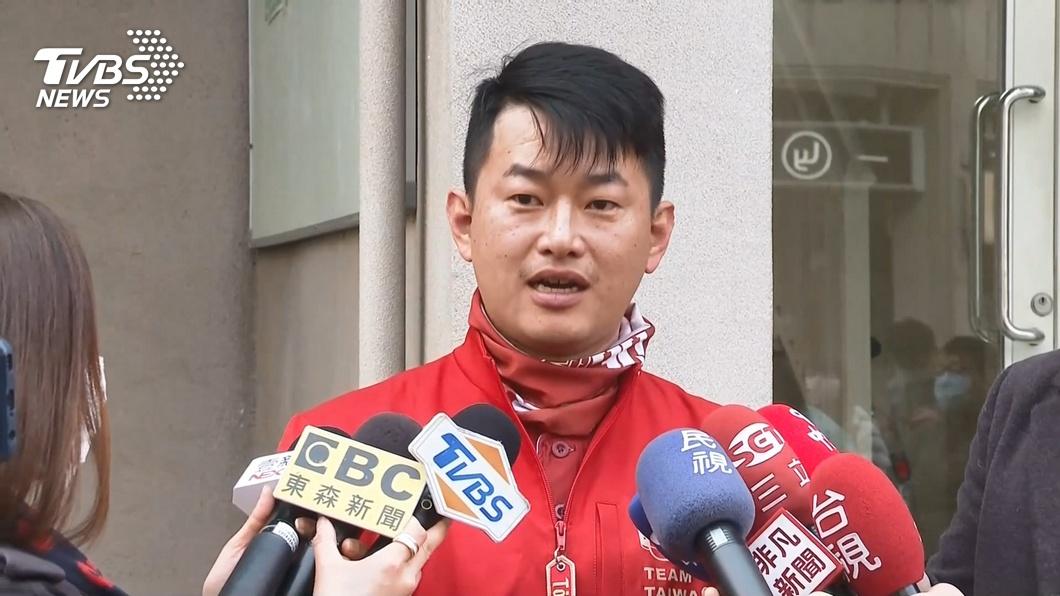 台灣基進黨籍立委陳柏惟。(圖/TVBS) 遭台中里長發起罷免 陳柏惟:沒對不起任一張選票